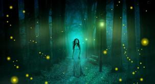 Moja svetloba je namenjena tistim, ki me niso pustili same v temi