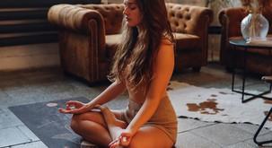 Odločila sem se, da se dvignem in ustvarim svoj zen