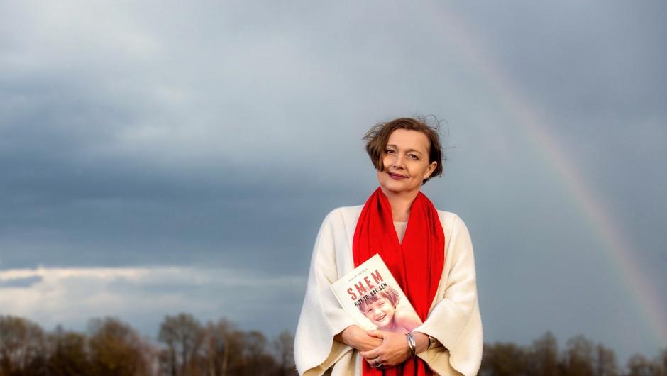 Maja Megla: Za našo srečo geni ne štejejo prav veliko! (foto: nada žgank)