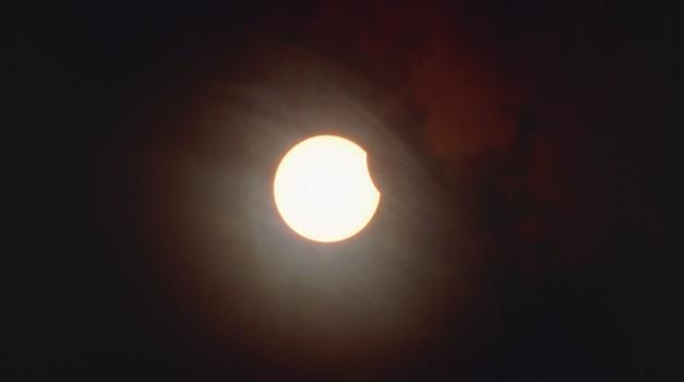 Ali bomo lahko opazovali sončev mrk iz Slovenije? (foto: profimedia)