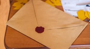 Pismo od partnerja, ki ga še niste spoznali