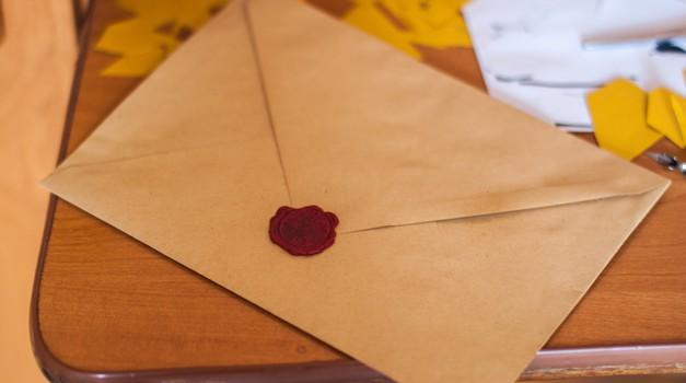 Pismo od partnerja, ki ga še niste spoznali (foto: pexels)