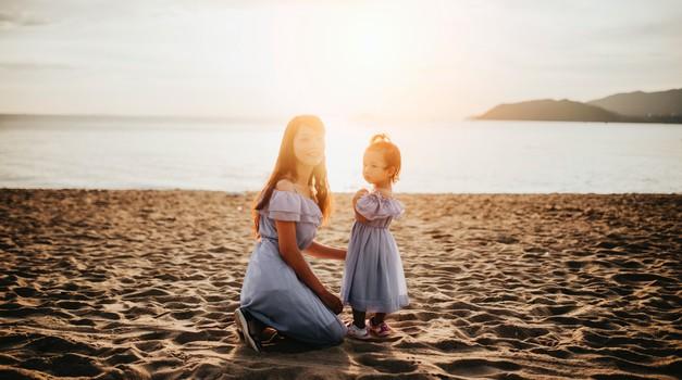 Draga hči, čeprav nisem popolna, sem verjetno točno takšna mama, kot jo potrebuješ (foto: pexels)