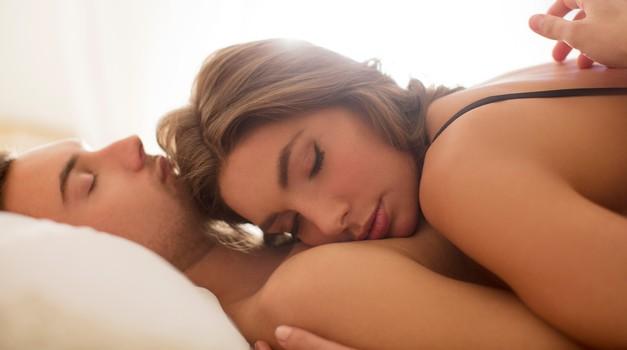 Izjemno pomembno je, kako preživite čas po seksu (foto: profimedia)