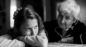 Čudovit nasvet babice, kako se soočati z bolečino