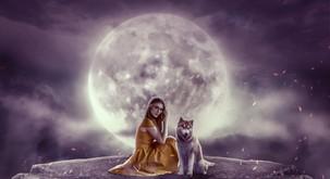 Polna luna prinaša spremembo načina razmišljanja