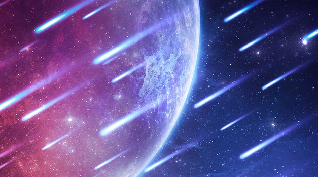 Čarobni utrinki bodo ta teden osvetlili nebo! (foto: pixabay)
