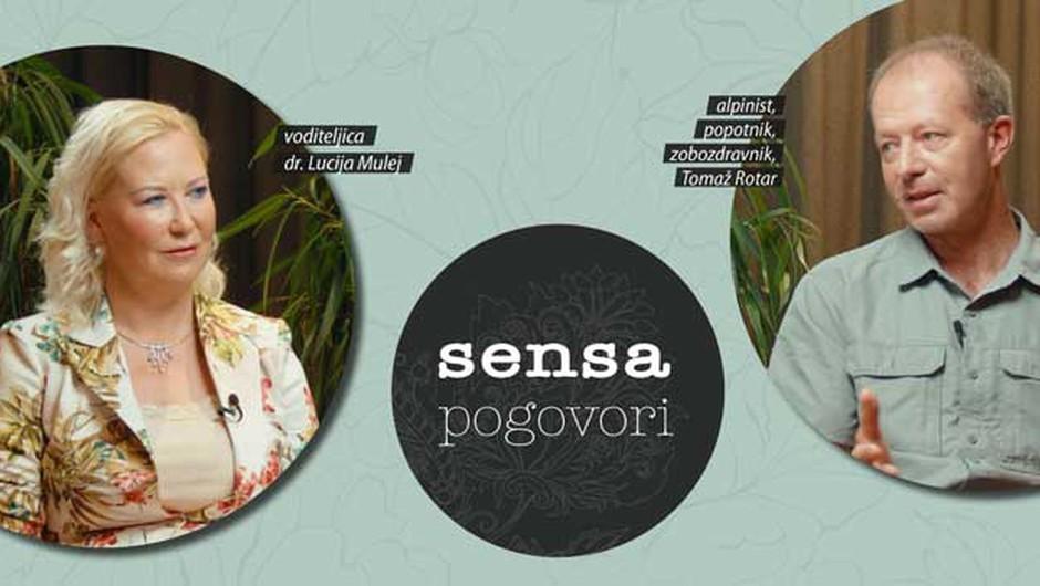 """Tomaž Rotar v Sensa pogovoru: """"V življenju nam spodleti šele takrat, ko prenehamo poskušati"""" (video) (foto: sensa)"""
