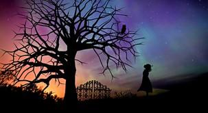 11 znakov, da doživljate temno noč duše
