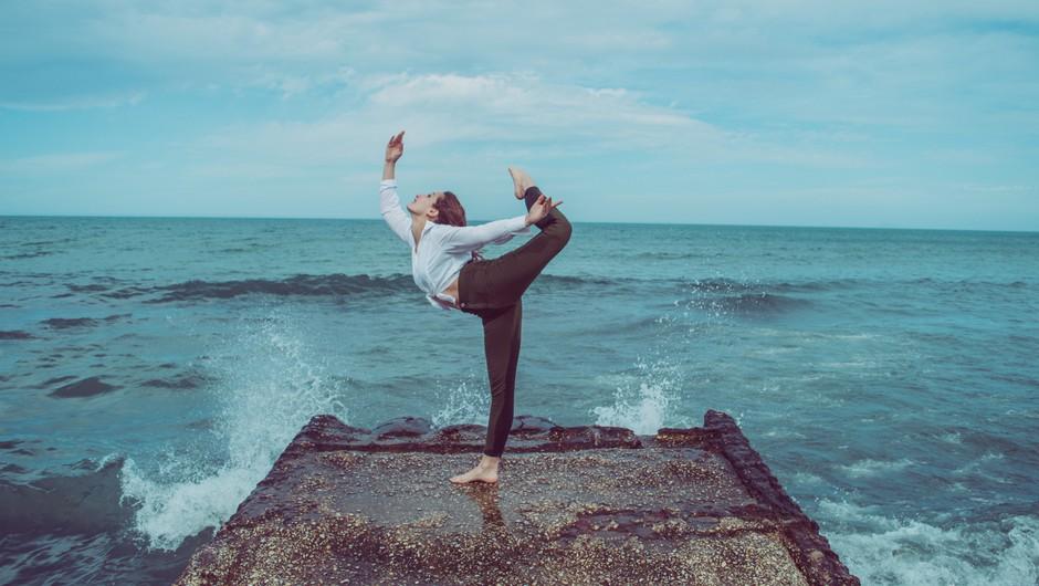 Vsaka naša težava, naj bo telesna ali čustvena, je rezultat neravnotežja (foto: pexels)