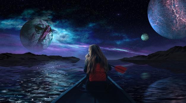 PREDATI SE pomeni, da se nehamo boriti s seboj, z vesoljem in z naravnim tokom (foto: pixabay)