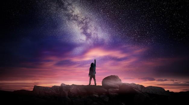 Kako se naučiti zaupanja (v vesolje) (foto: profimedia)