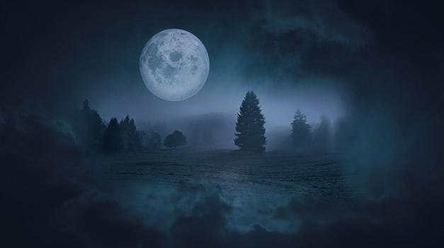 Kaj prinaša torkova polna luna? (foto: pixabay)
