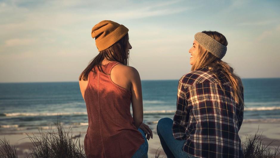 Zakaj bi vsakdo moral imeti DEVICO za prijateljico? (foto: profimedia)