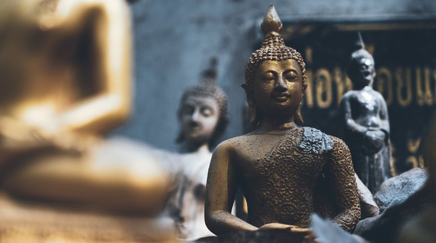 Kaj je govoril Buda: 10 lekcij, ki spreminjajo življenje (foto: pixabay)