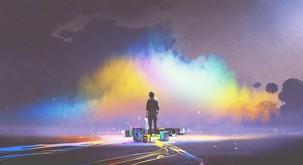 Pobarvaj svoj svet: Pesem, ki vam bo dala misliti
