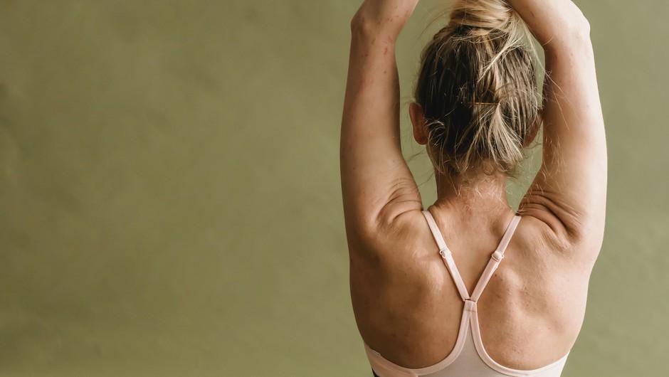 Za bolečinami v hrbtu se skrivajo neizražena čustva (foto: pexels)